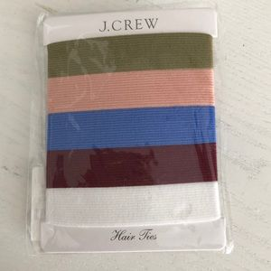 NWT J.Crew Hair Ties